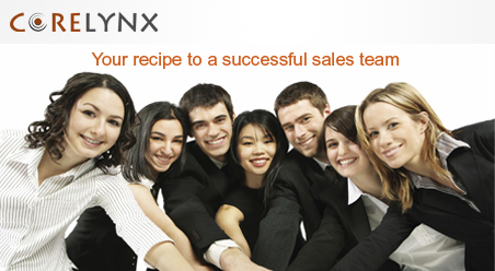 Your recipe to a successful sales team