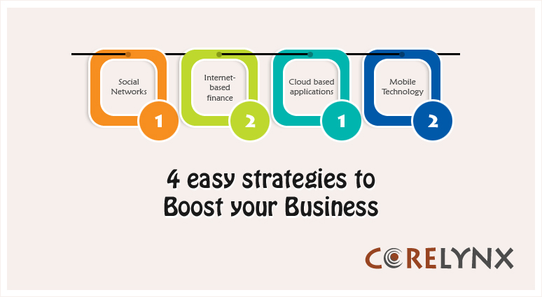 4 easy strategies to boost your business