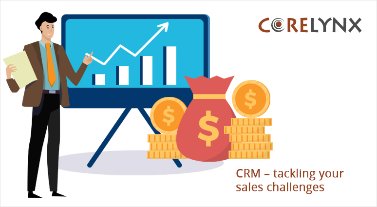 CRM – tackling your sales challenges