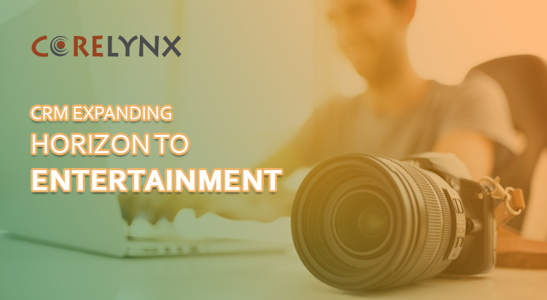 CRM Expanding Horizon to Entertainment