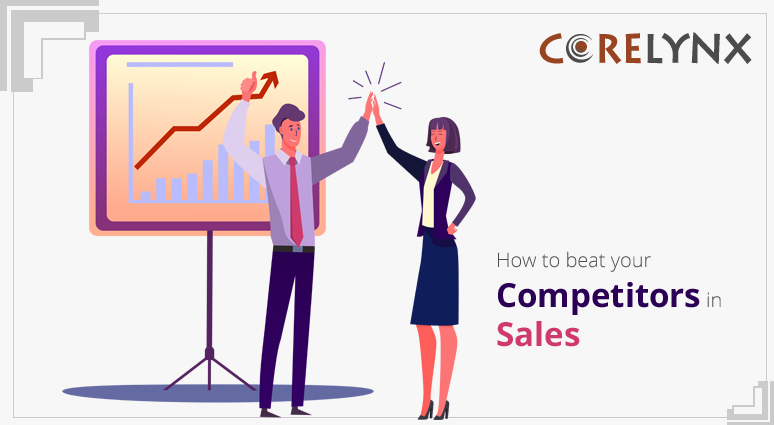 How to beat your competitors in sales