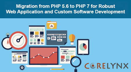 Migration from PHP 5.6 to PHP 7 for Robust Web Application and Custom Software Development
