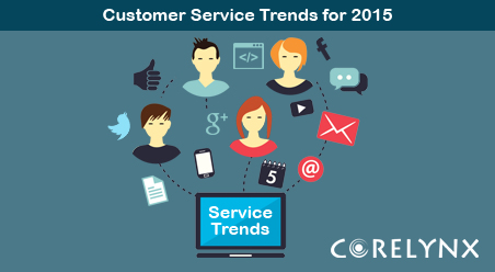 Customer Service Trends for 2015