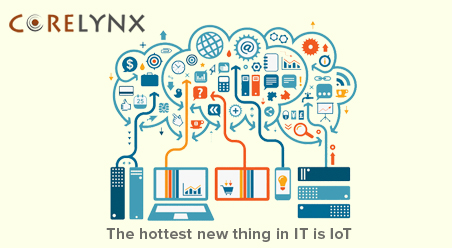 The hottest new thing in IT is IoT