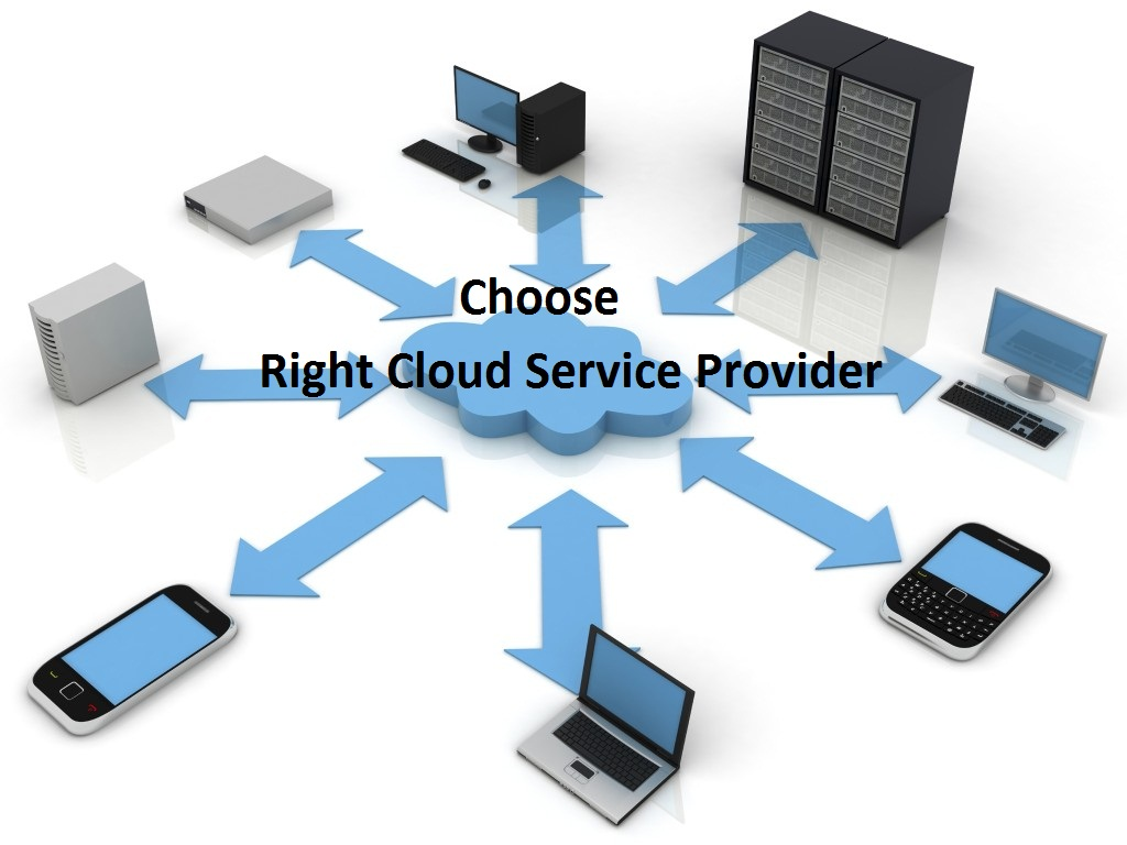 Are you dealing with the right cloud service provider?